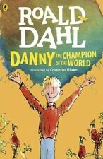 Danny the Champion of the World by Roald Dahl ~ Paperback New