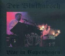 DER BLUTHARSCH Live In Copenhagen CD Digipack 2006