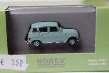 Renault R 4 L   1:87  von Norev  hellblau