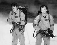 "BILL MURRAY AND DAN AYKROYD IN ""GHOSTBUSTERS"" - 8X10 PUBLICITY PHOTO (AZ884)"