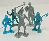 Dragonriders of the Styx Mini Action Figures Toy Lot 1981 DFC Army Men Retro Kid