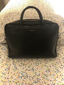 Paul Smith Leather Business Folio Bag