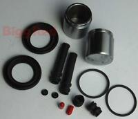 REAR Brake Caliper Repair Kit +Pistons for TOYOTA LANDCRUISER 90 1995-2015 (KP80