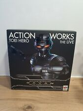 Action Works Toei Hero SPACE SHERIFF GAVAN MegaHouse METAL FINISH VERSION X-OR