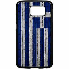 Samsung Galaxy Case with Flag of Greece (Greek) Options