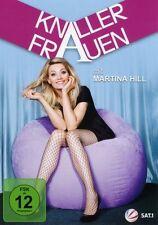 MARTINA HILL - KNALLERFRAUEN 2 DVD++++++++++ COMEDY+++++++++++NEU