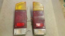 1977 FIAT X1/9 TAIL LIGHT LEFT & RIGHT / 77 / BERTONE
