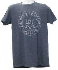 Mumford & Sons T Shirt Medium Gray Short Sleeve Graphic Tee Crew Neck M