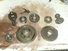 Suzuki 250 Quadrunner 4X4 Atv Oem Gears , Shift Dogs And Other N2820 2000