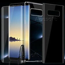 For Sprint Samsung Galaxy Note 8 SM-N950U Front Back Screen Protector