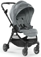 Baby Jogger City Tour Lux Lightweight Compact Travel Stroller Slate w/ Bag NEW