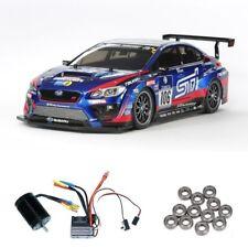Tamiya subaru WRX STI nurburgring 1/10 4wd tt-02 brushless Edition - 300058645bl