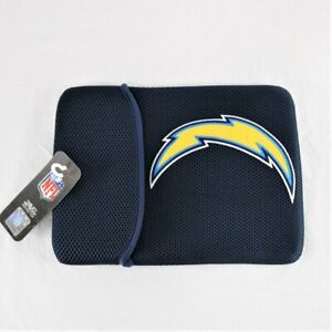 "San Diego Chargers  NFL Universal 10"" Netbook Tablet Ipad Sleeve"