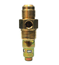 "Made In USA 1/2"" Flare x 1/2"" Male NPT Brass Air Compressor Tank Check Valve"