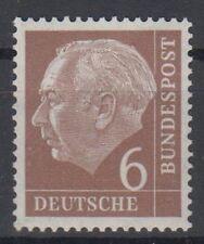 Bund - Heuß Nr. 180 z postfrisch - tief geprüft Schlegel - ansehen - RRR!!!