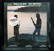 Gunilla von Bahr, Knut Sønstevold - Van Beethoven LP Mint- BIS LP-40 Sweden