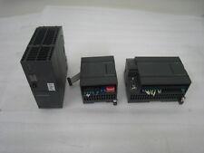 3 Siemens Plc, 6Es7 235-0Kd22-0Xa0, 00004000  6Ep1 331-1Sl11, 6Es7 214-1Ad23-0Xb0