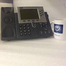 CISCO CP-7960G Business IP Phone w/ Warranty w/ Headset 7960