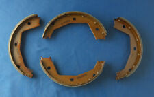 JAGUAR DAIMLER HAND BRAKE SHOES FIT XJ40 (XJ6 XJ12) X300 XK8 HANDBRAKE JLM2209