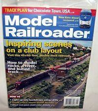 September 2013 MODEL RAILROADER HOBBY MAGAZINE NEW UNUSED