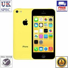Apple iPhone 5c - 8GB / 16GB - Various Colours (Unlocked) Smartphone - Excellent