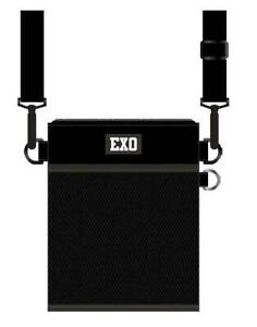 EXO PLANET #4 The ElyXiOn dot OFFICIAL GOODS MESH CROSS BAG NEW