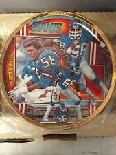Lawrence Taylor Collector Plate - Sports Impressions - Gold Edition- #243