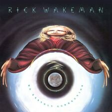 RICK WAKEMAN - NO EARTHLY CONNECTION (2CD DELUXE)  2 CD NEW+