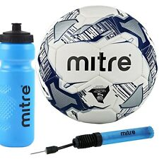MITRE PRIMERO SIZE 5 FOOTBALL TRAINING PACK,  INCLUDES PUMP & FREE WATER BOTTLE