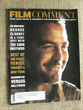 Movie Magazine FILM COMMENT v36 #6 - George Clooney, Oh Brother Where Art Thou