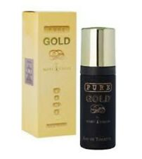 6 x 50ml EDT MILTON LLOYD AFTERSHAVES PURE GOLD.