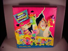 1994 McDonald's Happy Meal toys store display Muppet Workshop Jim Henson Muppets