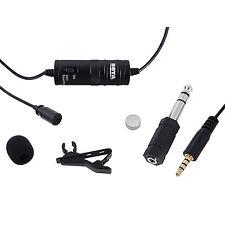 Pro Audio Lavalier MIC-Phone  Micro-cravate for Gopro superb sound audio record
