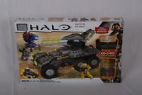 Mega Bloks Halo UNSC Anti-Armor Cobra 97139 with Lights and Sounds (460 Pieces)