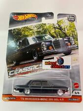 Mercedes-Benz 280 SEL Modern Classics 2020 Hot Wheels Car Culture S IN STOCK