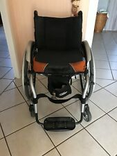 Fauteuil roulant manuel Helium ultra leger Quickie