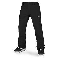 VOLCOM Mens 2021 Snowboard Snow KLOCKER TIGHT PANT Black