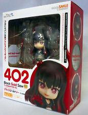 Nendoroid 402 Black Gold Saw TV ANIMATION Ver. BLACK ROCK SHOOTER Japan Import、