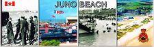 WW2 - Magnet JUNO BEACH (4 vues)