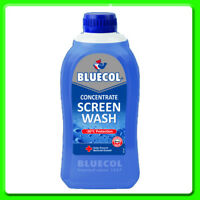 Concentrate Screen Wash 1 Litre - 36°C Bluecol [BLS010] Car Windscreen