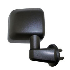 NEW Manual Black Side View Mirror RH / FOR 2007-2012 JEEP WRANGLER 2031826