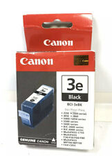 Lot of 2 Canon BCI-3e BCI-3ebk BK Black Ink GENUINE NEW