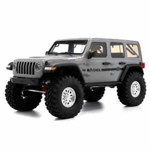 Axial AXI03003T1 SCX10 III Jeep JLU Wrangler RC Crawler RTR Grey OZRC JL