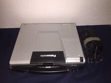 Panasonic Toughbook Rugged Dual Core CF-74 500gb Windows7 Pro DVD WiFi
