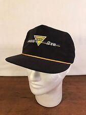 Penske ESP 2 Year Black Snapback Trucker Cap Hat USA (CH4)