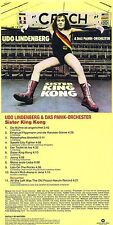 Udo Lindenberg: Sister King Kong 11 Songs! 1976! Digital remastered! Neue CD!