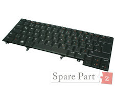 Original DELL Latitude E5420 E6320 Tastatur Keyboard DE deutsch Backlit 0416G