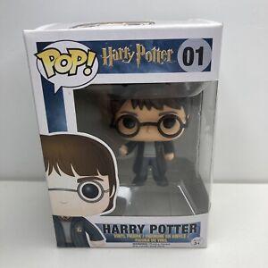 Harry Potter Pop! Vinyl No. 01