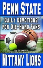 Daily Devotions for Die-Hard Fans Penn State Nittany Lions McMinn, Ed Paperback