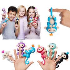 6 X doigt babyling Happy Baby Monkey Kids Interactive cadeau de Noël doigt Pet Toy